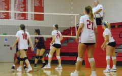 Girls Volleyball's Season Comes to an End