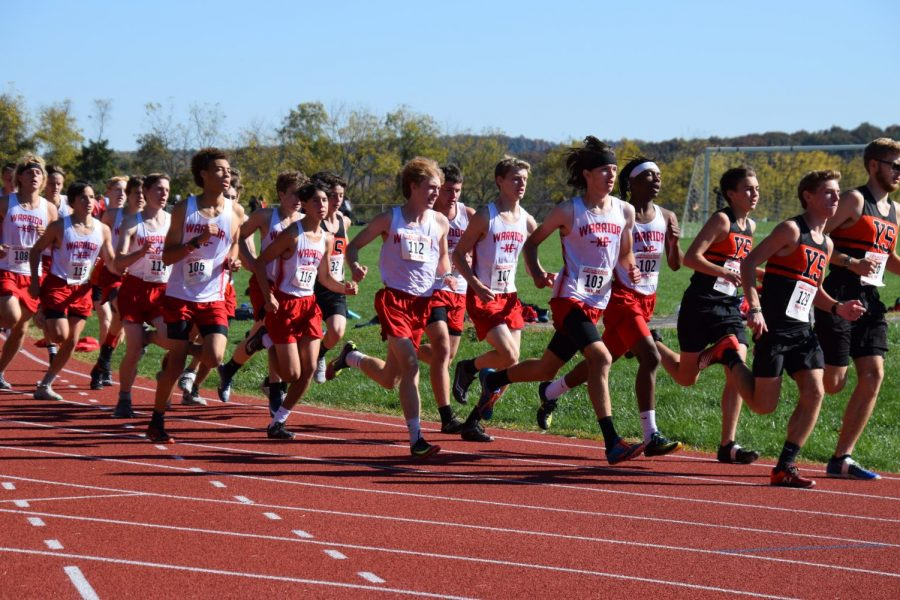 Cross Country Finishes Memorable Season