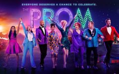 Netflix's feature photo for 'The Prom'. Photo courtesy of @promnetflix via Twitter
