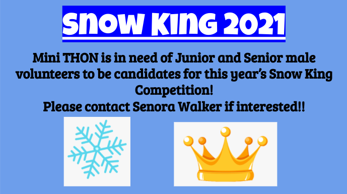 Mini-THON+Searches+for+Snow+King+Contestants