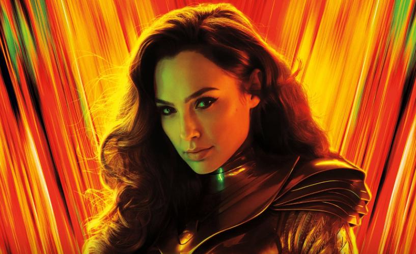 Gal Gadot plays Wonder Woman. Image Courtesy of: @hbomax via Twitter
