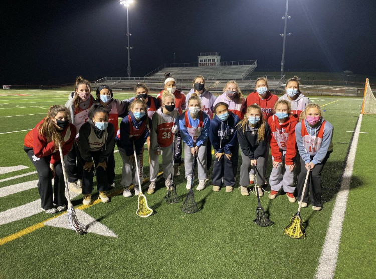 New Coach Leads Girls Lacrosse
