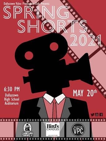 Students Receive Nominations for Video Awards