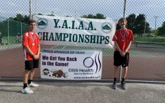 Boys Tennis Makes School History