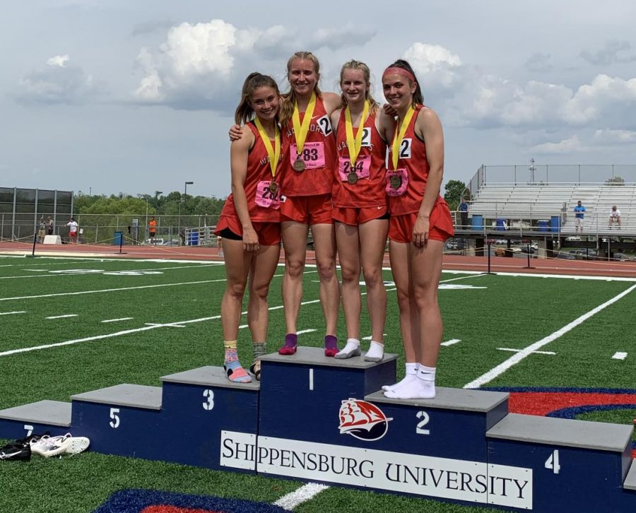 8 Track Athletes Qualify for PIAA State Championships