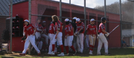 Baseball Team Fights for District Playoffs
