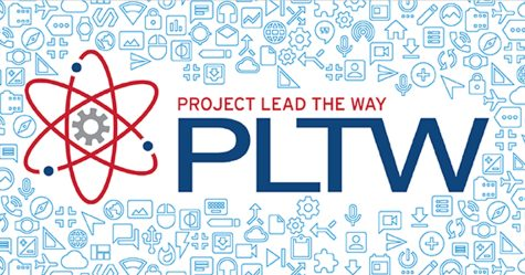 Dr. Molin Introduces Project Lead the Way