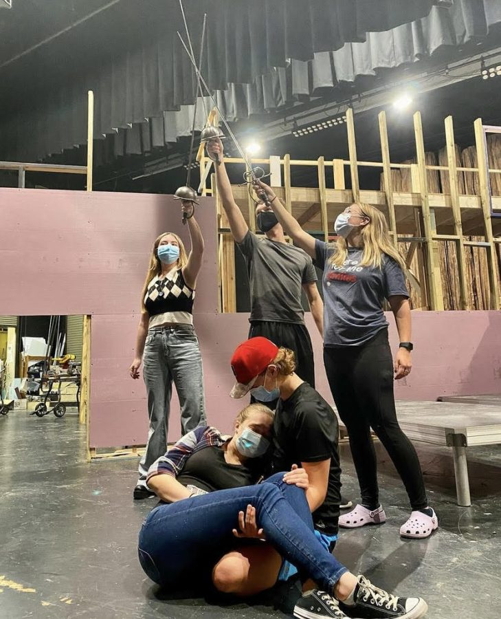 The Theatre Program Fences to Opening Night